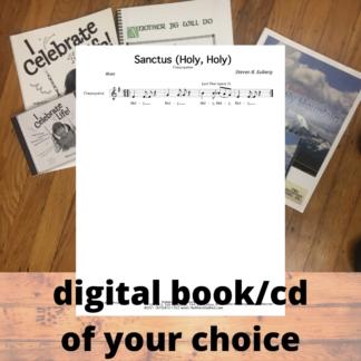 Steve Eulberg - digital book/cd of your choice