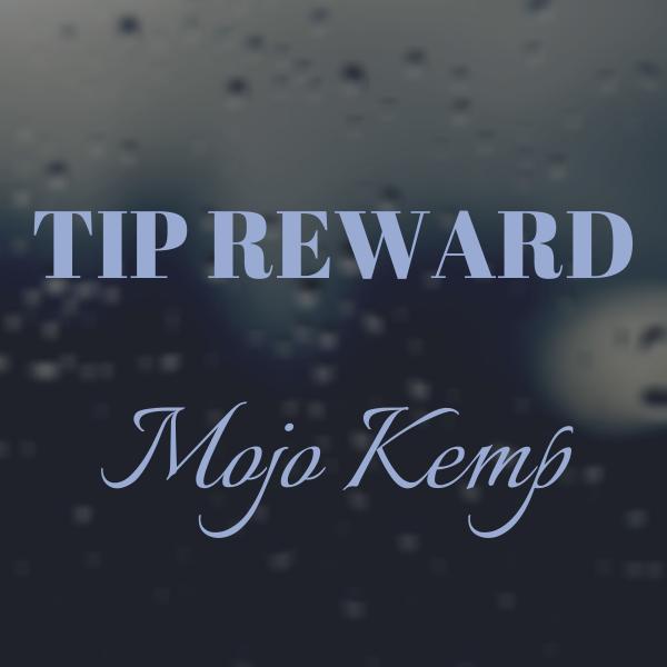 Tip Reward Mojo Kemp