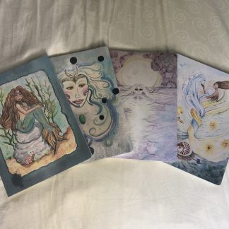 Handpainted cards