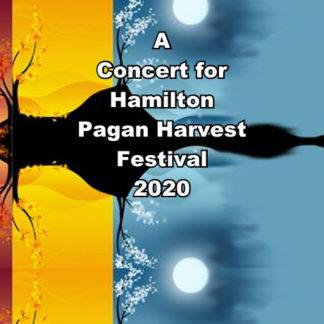 Hamilton Pagan Harvest Festival: illustrated trees through the seasons