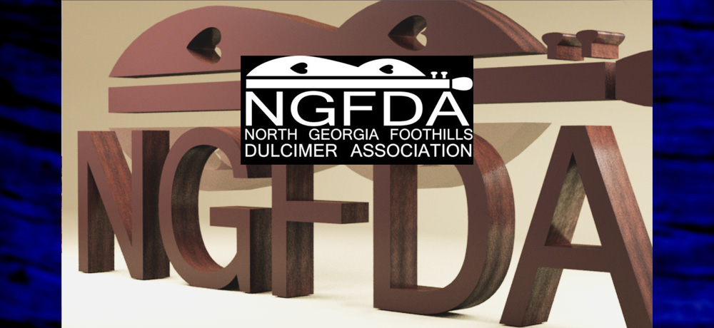 North Georgia Foothills Dulcimer Association logo