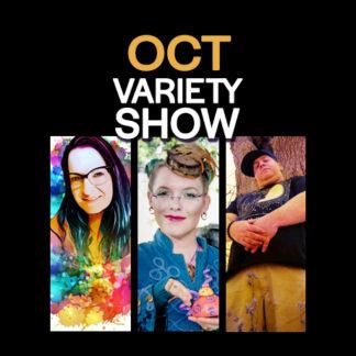 OCT Variety Show: Sj Tucker, Meren King, Cloud the Pagan Rapper